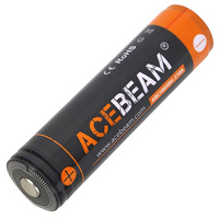 ACEBEAM 18650 3100mAh RECHARGEABLE BATTERY