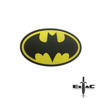 BATMAN LOGO PVC MORALE PATCH