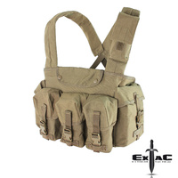 CONDOR 7 POCKET CHEST RIG COYOTE