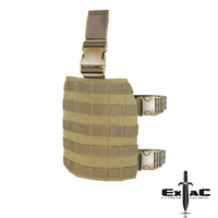 CONDOR TACTICAL DROP LEG PLATFORM COYOTE TAN