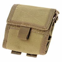 CONDOR ROLL-UP UTILITY POUCH - Coyote