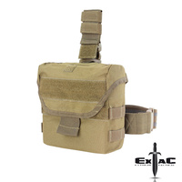 CONDOR DROP LEG DUMP POUCH COYOTE TAN