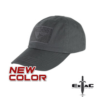 CONDOR TACTICAL CAP GRAPHITE