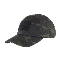 CONDOR TACTICAL CAP MULTICAM BLACK
