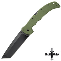 COLD STEEL XL RECON 1 TANTO POINT OLIVE DRAB