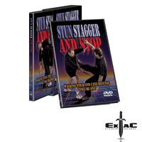 COLD STEEL STUN, STAGGER AND STOP DVD