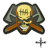 HARDCORE HARDWARE MORALE PATCH 2013