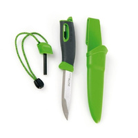 LIGHT MY FIRE SWEDISH FIREKNIFE GREEN