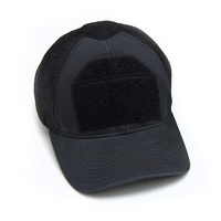 MSM CG-HAT RAW BLACK L-XL