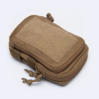 MSM STEALTH COMPACT POUCH - MARINE COYOTE