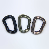 MSM MINI MOD-D CARABINER MKII-BLACK - STRAIGHT