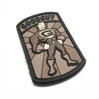 MSM GOODGUY PVC MORALE PATCH- SWAT