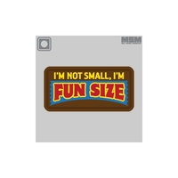 MSM FUN SIZE PVC-URBAN