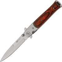 MTECH STILETTO WOOD FOLDER