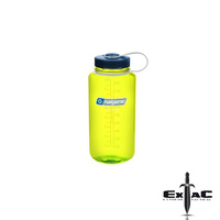 NALGENE WIDE MOUTH 1000ML SAFETY YELLOW