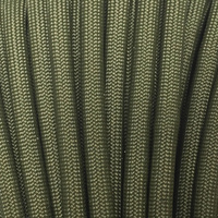 ATWOOD ROPE BATTLE CORD 50FT OLIVE DRAB
