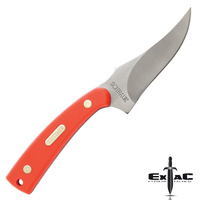 SCHRADE OLD TIMER SHARPFINGER ORANGE