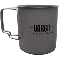 VARGO TITAINIUM TRAVEL MUG 450