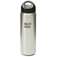 KLEAN KANTEEN STAINLESS STEEL 27 OZ WATER BOTTLE