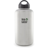 KLEAN KANTEEN STAINLESS STEEL 64 OZ WATER BOTTLE
