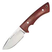 MUELA RHINO FIXED BLADE KNIFE COCOBOLO WOOD SCALES