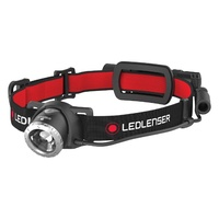 LED LENSER H8R RECHARGEABLE HEADLAMP