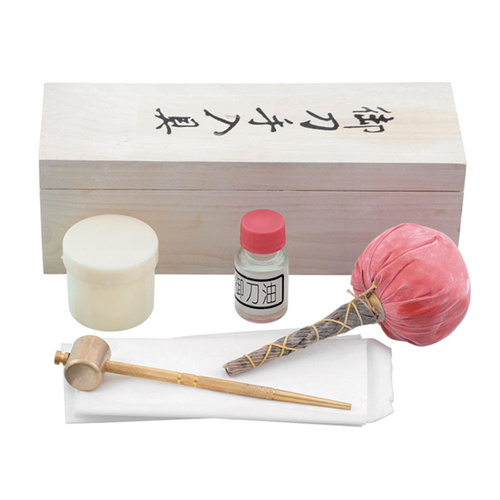 JAPANESE SWORD CARE KIT