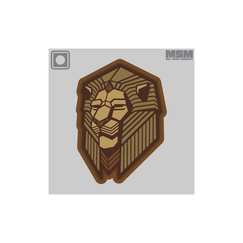 MSM INDUSTRIAL LION PVC-BRONZE