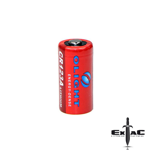 OLIGHT CR123A 3V 1500mHa BATTERY