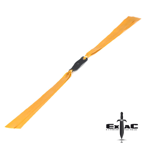 SIMPLE SHOT THERABAND GOLD NITRO SLINGSHOT REPLACEMENT BAND