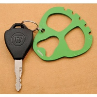COLEMAN DISPATCH KEY CHAIN GREEN