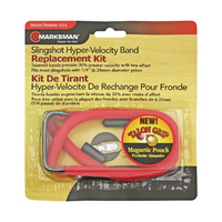 Marksman Slingshot Replacement Rubber Band Hyper-Velocity