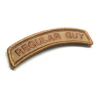 MSM Regular Guy Morale Patch - Desert