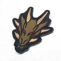 MSM Dragon Head Morale Patch - Forest