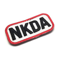 MSM NKDA Morale Patch - Medical