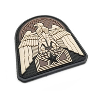MSM Industrial Eagle Morale Patch - SWAT