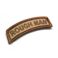 MSM Rough Man Morale Patch - Desert