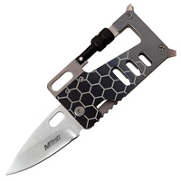 MTech Multi Tool Folding Knife (Grey)