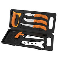 Outdoor Edge Hunting and Game Processing Knife Set