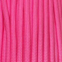 Paracord 100ft Neon Pink