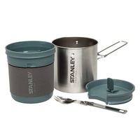 Stanley 24oz Mountain Compact Cook Set | BPA Free, Stainless Steel, STA01856