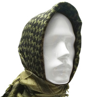 Tactical Shemagh - Olive Drab and Black