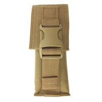 Tasmanian Tiger Large Tool Pocket | Coyote, 75g, Cordura, MOLLE System