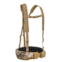 Tasmanian Tiger Warrior Belt MKII (Medium) | Multicam, Cordura, MOLLE System