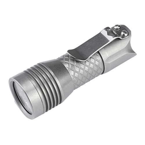 MecArmy PS16 2000 Lumens EDC Flashlight - Polished