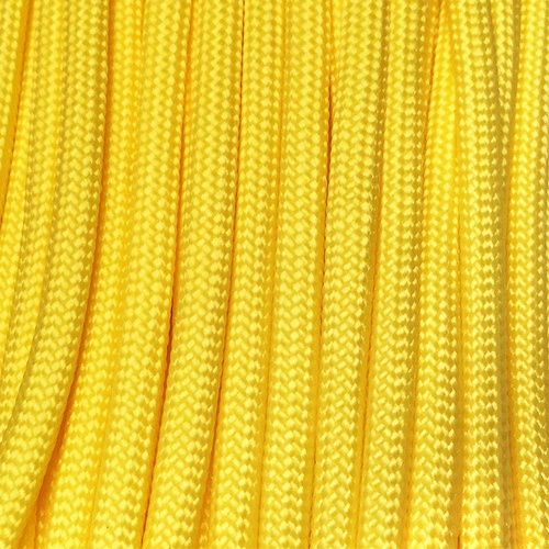 Paracord 100ft Yellow