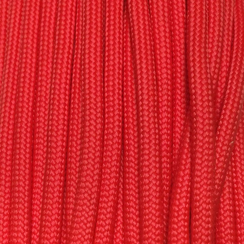 Paracord 100ft Imperial Red