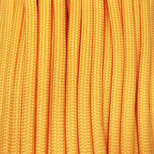 Paracord 100ft Golden Yellow