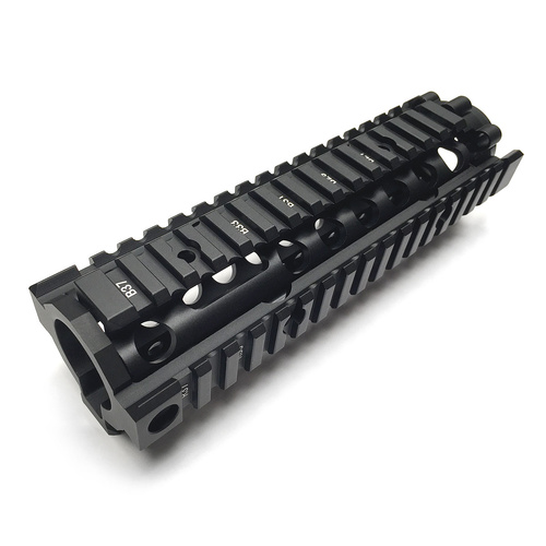 "XPower Metal MK18 7"" Rail System Black"